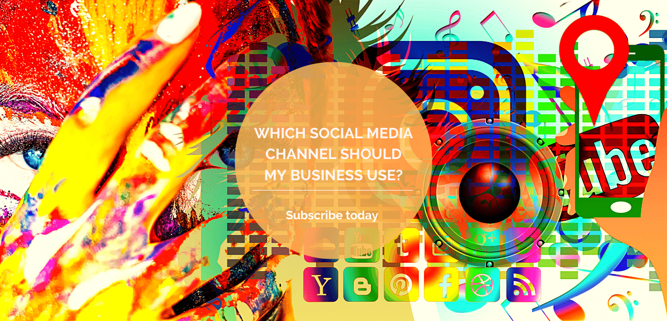 Which social media channel should my business use