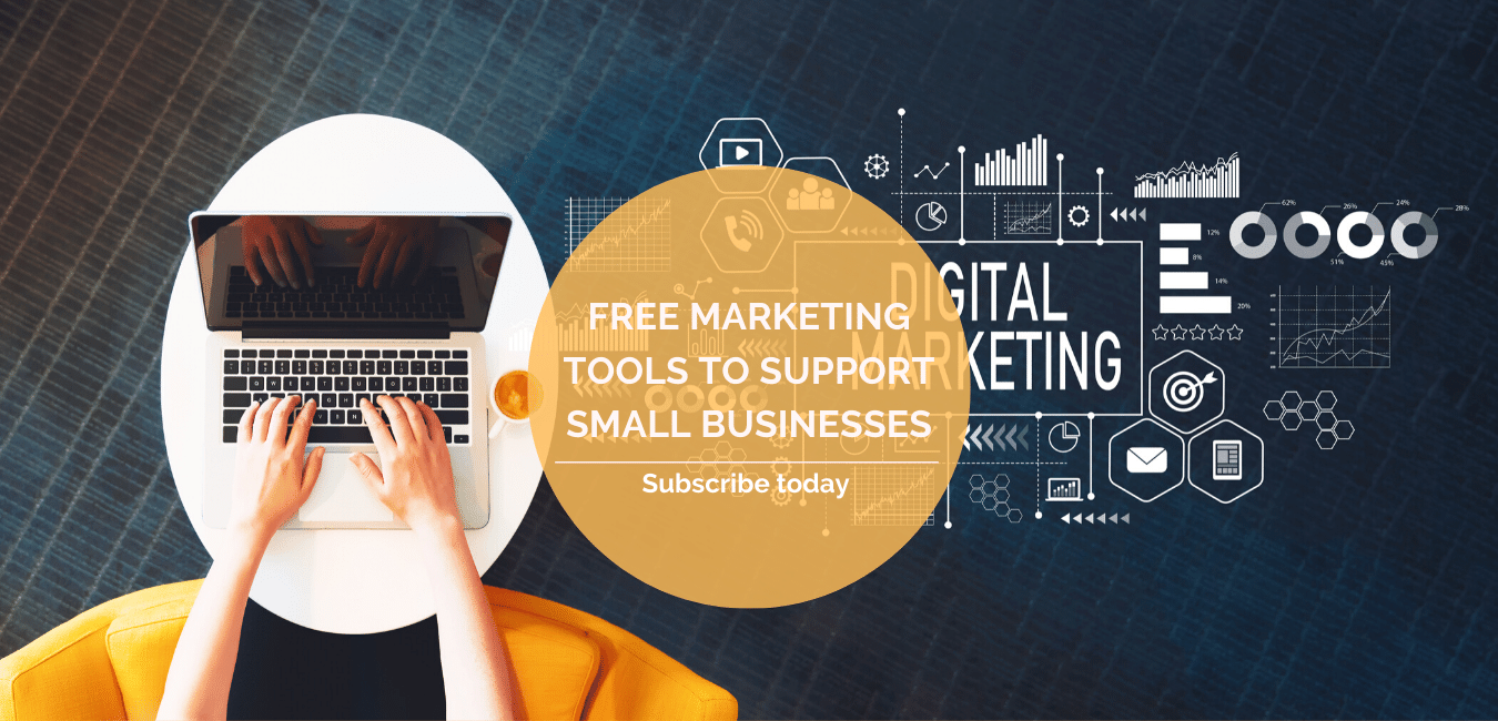 Free marketing tools to support small businesses