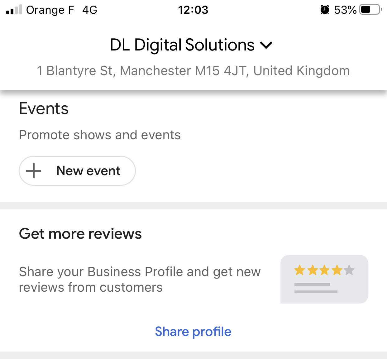 How to get Google reviews using your mobile